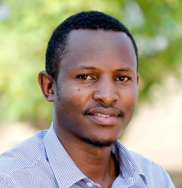 DANIEL MUGERWA  Director of Programs