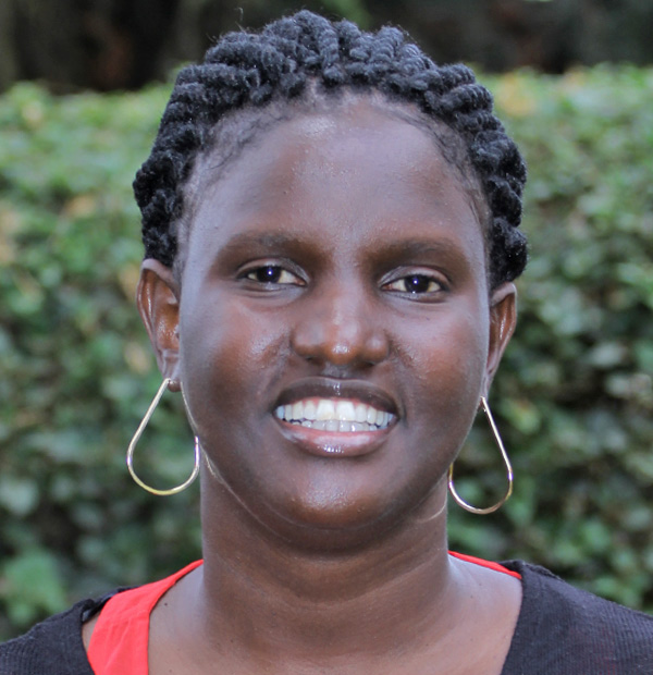 EUNICE KWAGALA .S.  Finance Manager